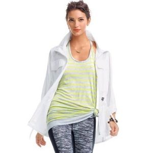 Cabi Fairway Perforated Breathable Weather Jacket